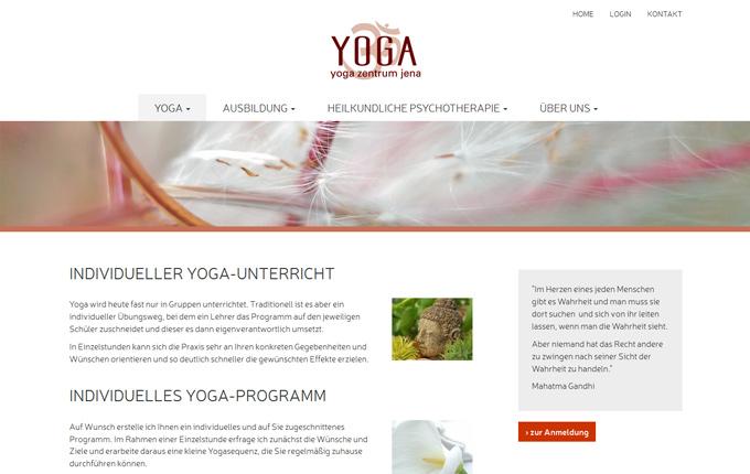 yoga zentrum jena