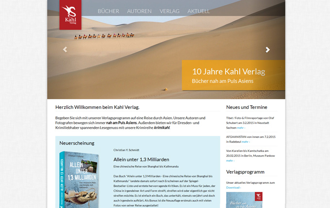Kahl Verlag Dresden