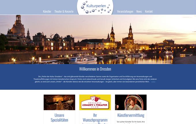Agentur Kulturperlen Dresden